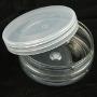 50ml Squat Jar and Natural Lid