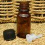 Amber Bottle/Drpr/Cap - 10ml