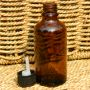 Amber Bottle/Drpr/Cap - 50ml