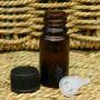 Amber Bottle/Drpr/Cap - 5ml