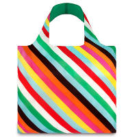 LOQI  POP 'Stripes' Tote