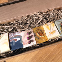 Soap Selection Gift Box (Eight Soaps)